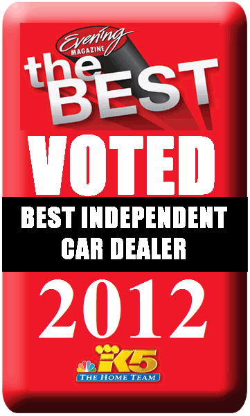 Best of Washington Auto Dealer